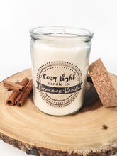 Load image into Gallery viewer, CINNAMON VANILLA Soy Candle