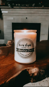 MOUNTAIN FROST Soy Candle