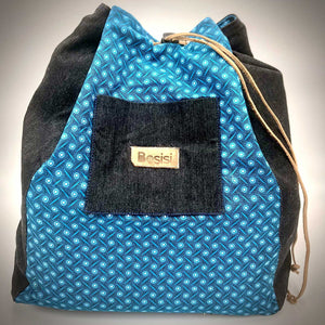 Bosisi Designs Backpack - Night Blue