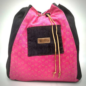 Bosisi Designs Backpack - Protea Pink