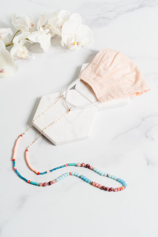 Francesca Mask Necklace