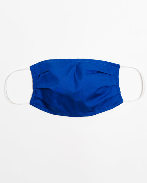 French Blue Face Mask