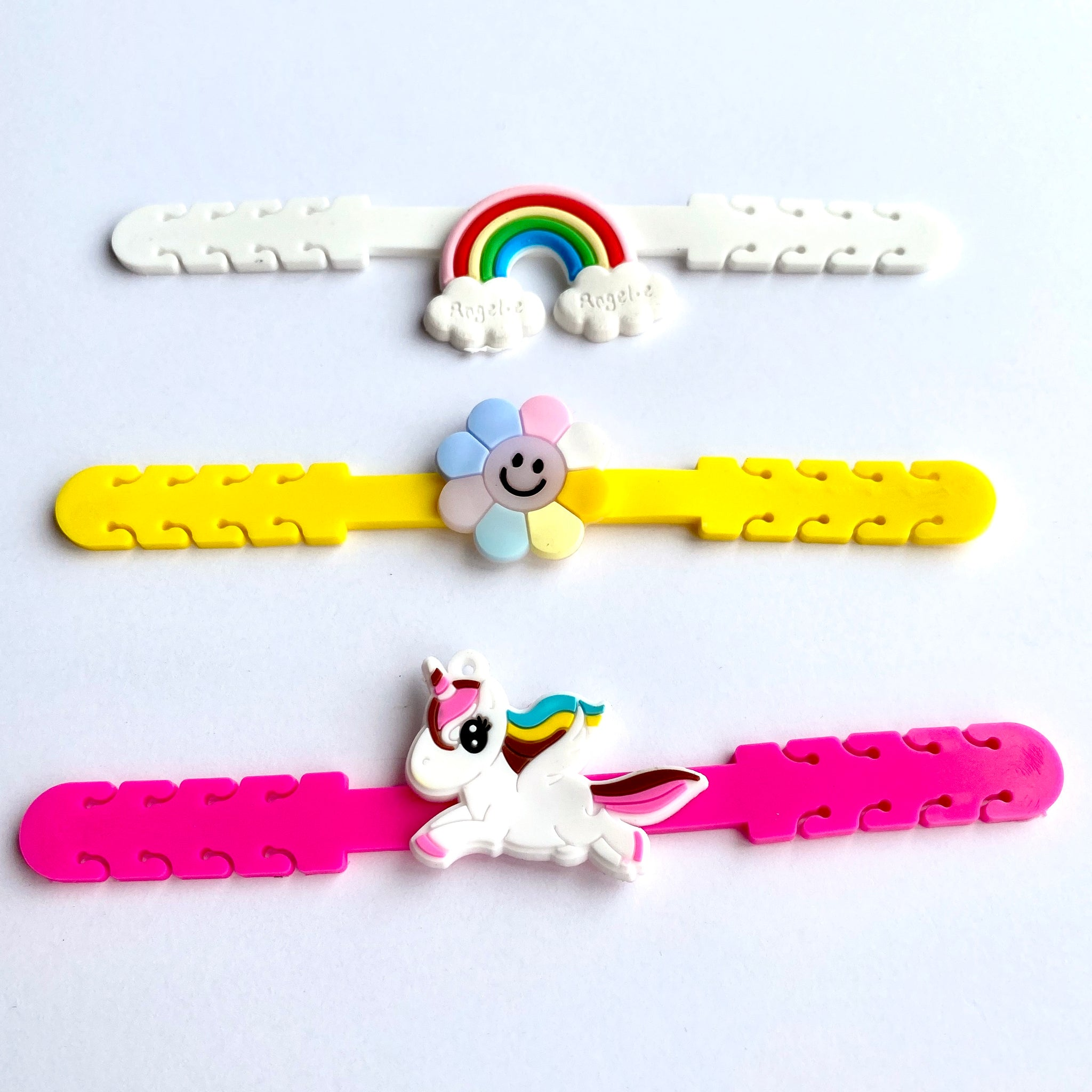 Kids Rainbow/Unicorn Mask Extender Ear Saver