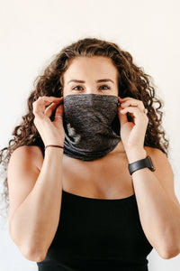 Charcoal Neck Gaiter