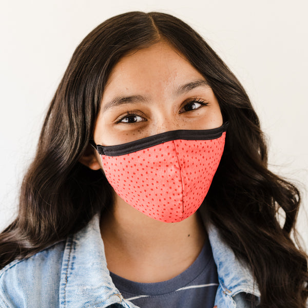 Strawberry Fields Children's Face Mask