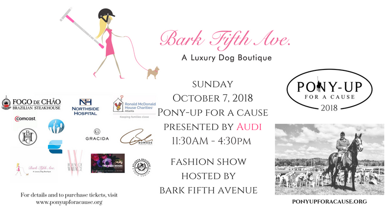 Pony-Up for A Cause
