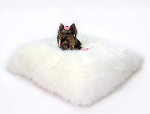 The Arctic Dog Mat
