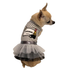 Load image into Gallery viewer, Chewnel Le Rouge Tutu Dress - Bark Fifth Avenue