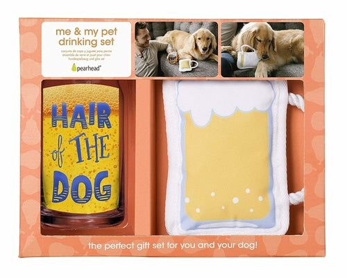 Owner/Pet Gift Set - Hair of the Dog - Bark Fifth Avenue