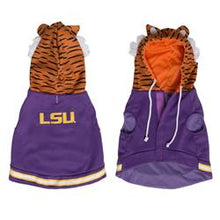 Load image into Gallery viewer, LSU MIKE THE TIGER PET HOODIE
