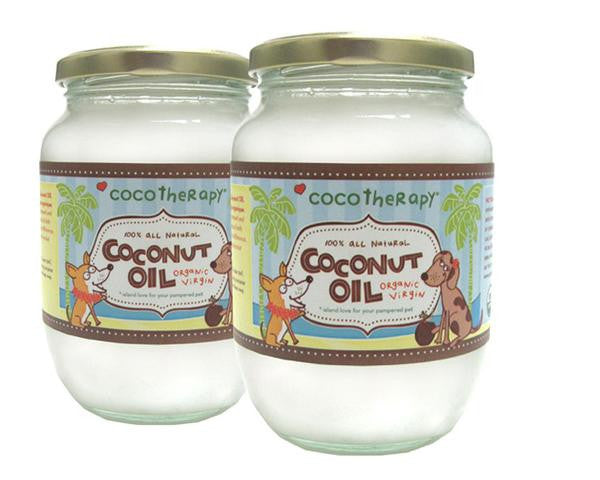 Coconut Oil - 16oz Galss Jar