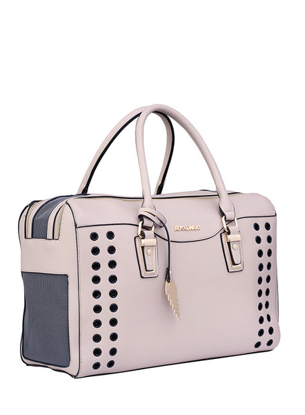 Aimee Pet Carrier - Bark Fifth Avenue