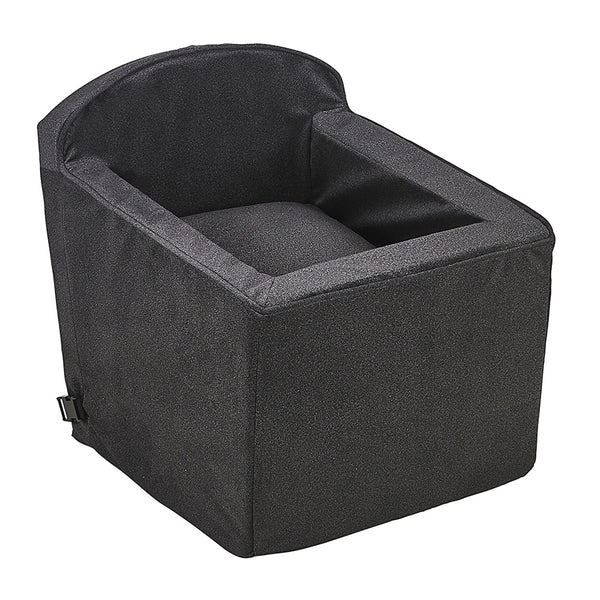 Flint Microlinen Booster Seat with Flint Piping