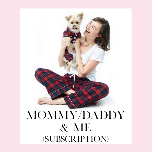 Mommy/Daddy and Me Box - Bark Fifth Avenue