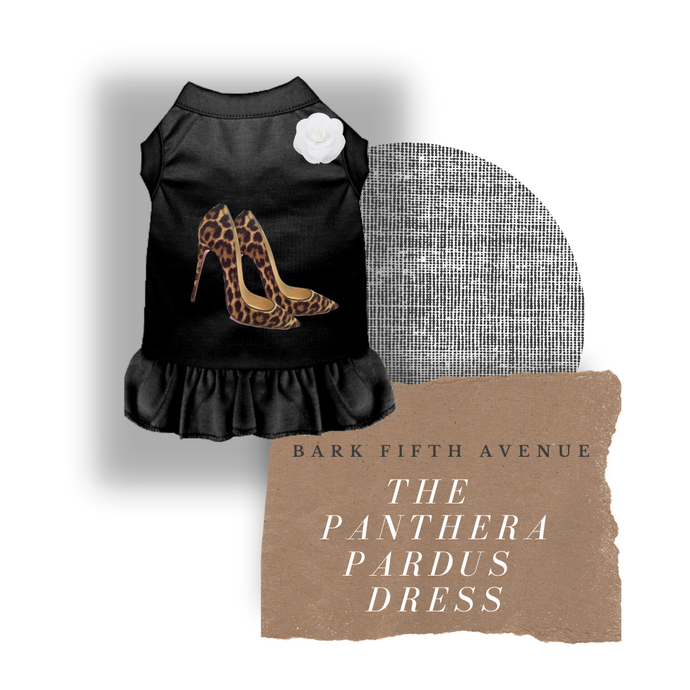 The Panthera Pardus Dress