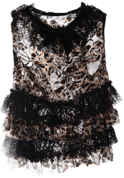 Animal Print Dress - Bark Fifth Avenue