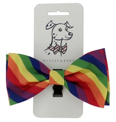 H&K Pride Bow Tie - Bark Fifth Avenue