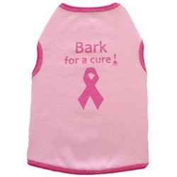 Bark for a Cure -Tank - Pink - Bark Fifth Avenue
