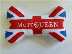 MuttQueen Bone - Bark Fifth Avenue