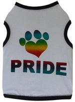 Pride Paw - White - Bark Fifth Avenue