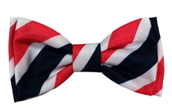 Theodore Bow Tie - Red/White/Blue