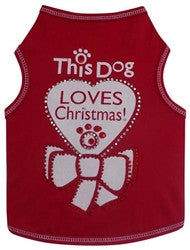 This Dog Loves Christmas - Bark Fifth Avenue