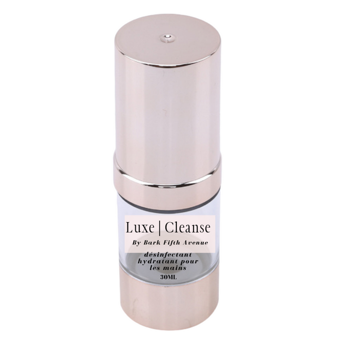 Luxe | Cleanse Pump