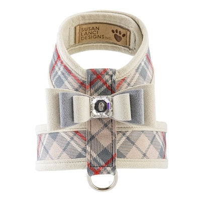 Scotty Tinkie Harness Doe Plaid - Bark Fifth Avenue