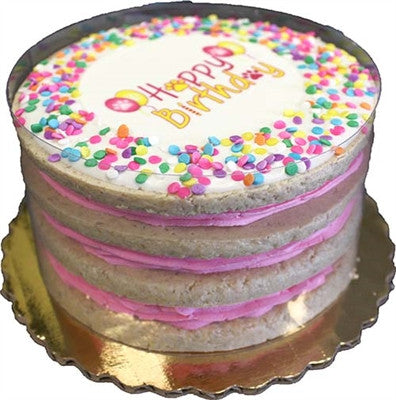 Girl Layered Birthday Cakes