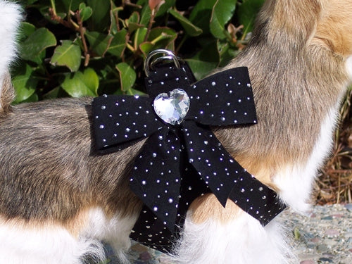 Stardust TAIL-BOW Harness - Bark Fifth Avenue