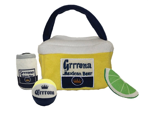 Grrrona Cooler Interactive Toy - Bark Fifth Avenue