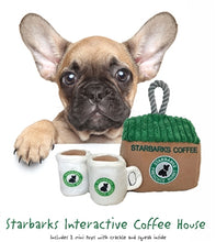 Load image into Gallery viewer, Starbarks Coffee House Interactive Toy - Bark Fifth Avenue