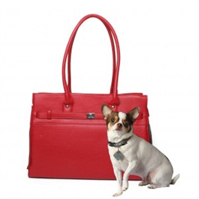 Pebble Grain Monaco Tote - Bark Fifth Avenue