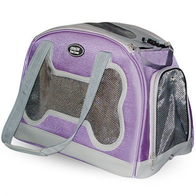 Shoulder Pet Carrier - Bark Fifth Avenue