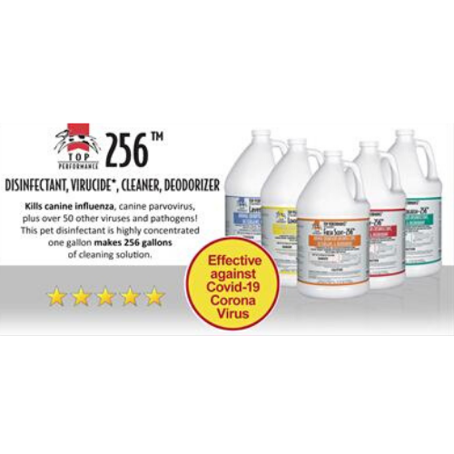 Top Performance® 256 Disinfectant - Lavender -Gallons