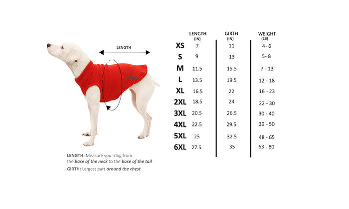 Stretch Fleece Vest for small and big dogs - Bark Fifth Avenue