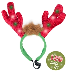 Antler LED Headband - Bark Fifth Avenue