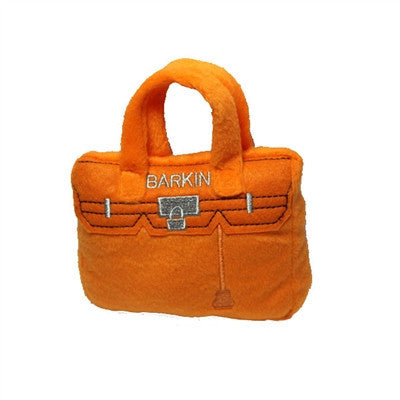 Barkin Bag Plush Toy - Bark Fifth Avenue