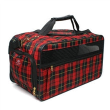 Load image into Gallery viewer, Barkwell Classic Pet Carrier - Bark Fifth Avenue