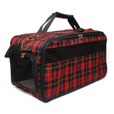 Barkwell Classic Pet Carrier - Bark Fifth Avenue