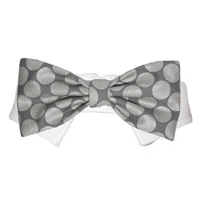 Bentley Bow Tie - Bark Fifth Avenue