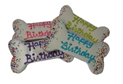 Birthday Bone Treat - Bark Fifth Avenue