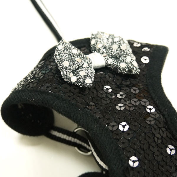 EasyGO Sequin Harness and Leash