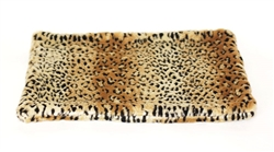 Brown Leopard Crate Liner