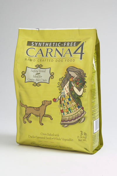 Carna4 Grain-Free Duck Handcrafted Dog Food