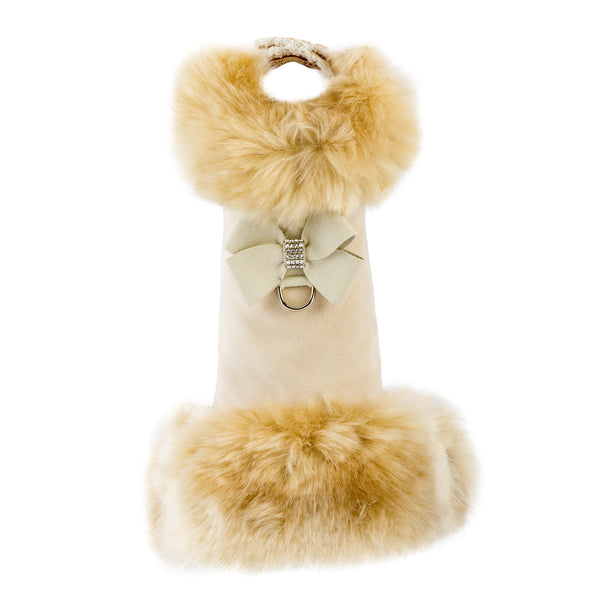 Nouveau Bow Fox Fur Coats