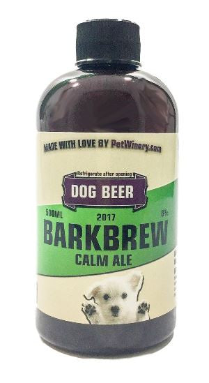 Bark Brew Dog Beer