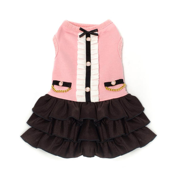 Coco Ruffle Dress