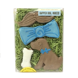 Dapper Dog Treat Box