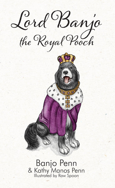 Lord Banjo the Royal Pooch - Bark Fifth Avenue